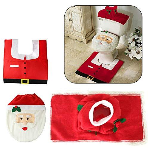 Funda Baño Navidad  marca Bollysuy