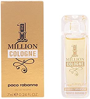 Paco Rabanne 1 Million Cologne for Men Eau de Toilette Miniature 7ml