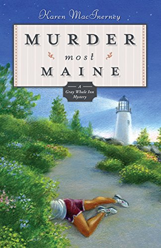 Murder Most Maine (The Gray Whale Inn Mysteries Book 3)