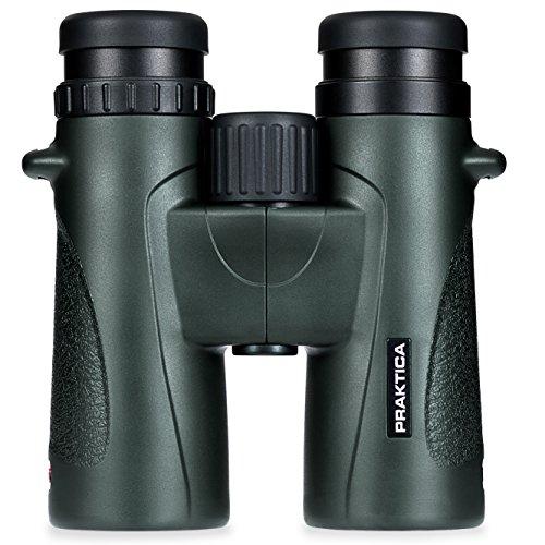 Praktica Marquis 10x42 FX Waterproof ED Binoculars BaK-4