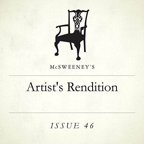 Artist's Rendition audiobook cover art
