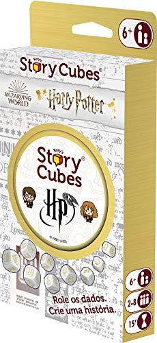 Rory's Story Cubes: Harry Potter, Galápagos Jogos