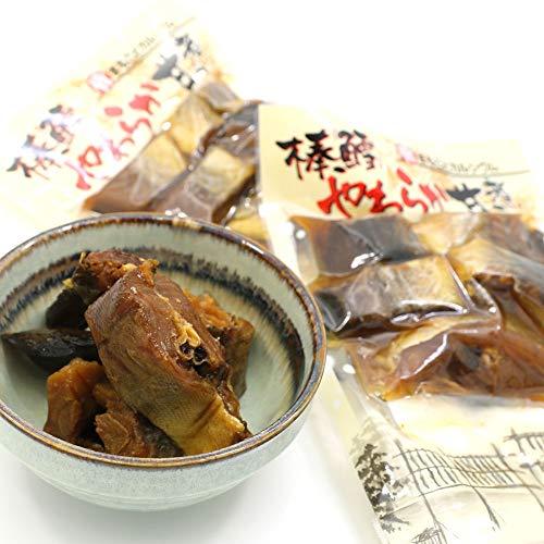 棒鱈 甘露煮 棒たら甘露煮 カット 400g(200g×2袋入) ぼう鱈 魚 甘露煮 棒たら煮 骨まで食べれる やわらか甘煮