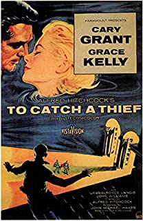 To Catch a Thief POSTER Movie (11 x 17 Inches - 28cm x 44cm) (1955)