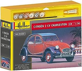Heller 50766 Citroën 2 CV Charleston - Maqueta de Coche Antiguo