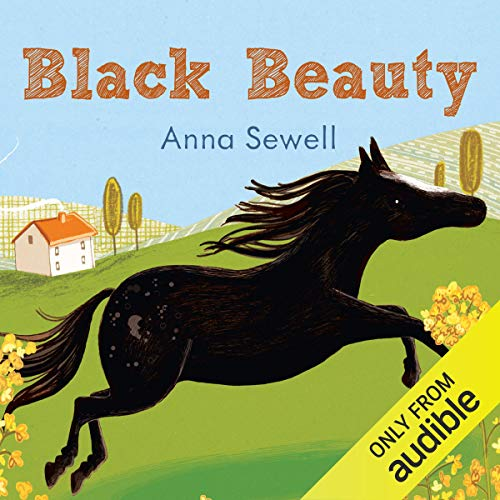 Russell Tovey reads Black Beauty (Famous Fiction) audiobook cover art