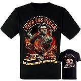 Elvis Presley- Camiseta Elvis Zombi (M)