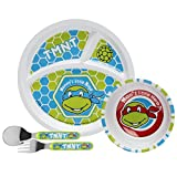 Nickelodeon TNTO-D090 Zak Designs, 4, Multicolor