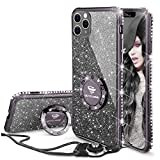 OCYCLONE for iPhone 11 Pro Max Case, 6.5in Glitter Diamond