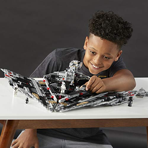 LEGO Star Wars Croiseur Premier Ordre Star Destroyer First Order 75190 - 1416 Pièces - 8