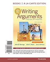 Writing Arguments: A Rhetoric with Readings, MLA Update Edition -- Books a la Carte (10th Edition)