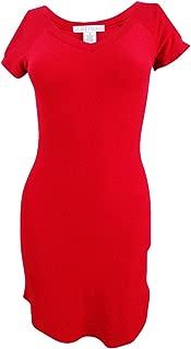 Derek Heart Juniors Tab Elbow Sleeve 2 Pocket Dress