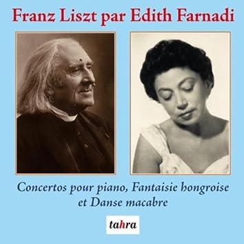 Edith Farnadi joue Franz Liszt