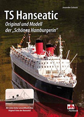 TS Hanseatic: Original und Modell der
