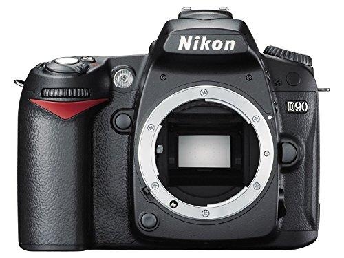 Nikon D90 - Cámara Réflex Digital 12.9 MP (Cuerpo) (Reacondicionado)