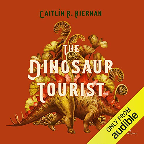 The Dinosaur Tourist cover art