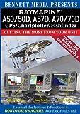 Raymarine A50/A50d, A57d, A70/A70d Gps/Chartplotter/Fishfinder [DVD] [2012] [NTSC]