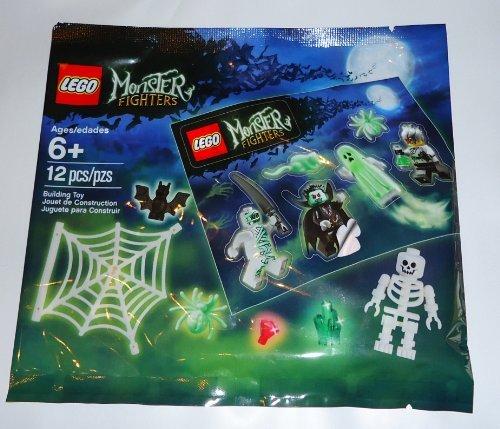 5000644 Monster Fighters - Juego especial de bolsas de plástico