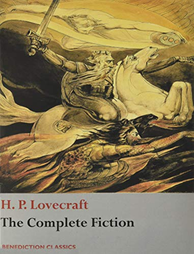 H. P. Lovecraft: The Complete Fiction 1781397619 Book Cover