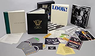 Wings Over America (Coffret Deluxe 3 CD + 1 DVD) (B00C8985DU) | Amazon price tracker / tracking, Amazon price history charts, Amazon price watches, Amazon price drop alerts