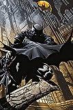 POSTER STOP ONLINE Batman - DC Comics Poster/Print (Stalker/Crouching On Gargoyle) (Size 24' x 36')