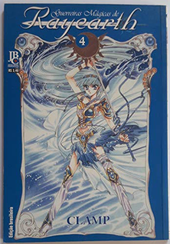Guerreiras Mágicas de Rayearth - volume 4