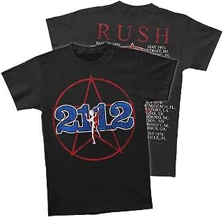 Cyberteez Rush 2112 Tour 1976 Men's T-Shirt