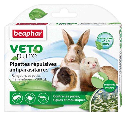 Beaphar - VETOpure, pipettes répulsives...