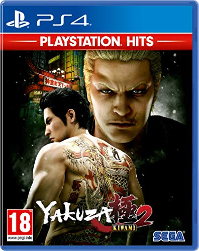 Yakuza Kiwami 2 PS4 [Playstation Hits]