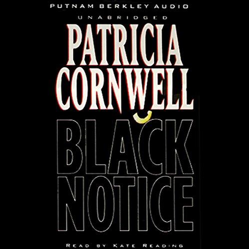 Black Notice                   De :                                                                                                                                 Patricia Cornwell                               Lu par :                                                                                                                                 Kate Reading                      Durée : 12 h et 26 min     Pas de notations     Global 0,0