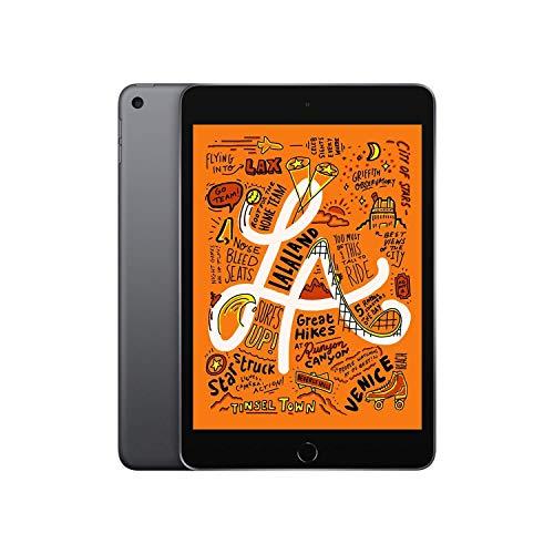 Apple iPad Mini, 5th Gen (Wi-Fi, 64GB) - Space Gray (Renewed)