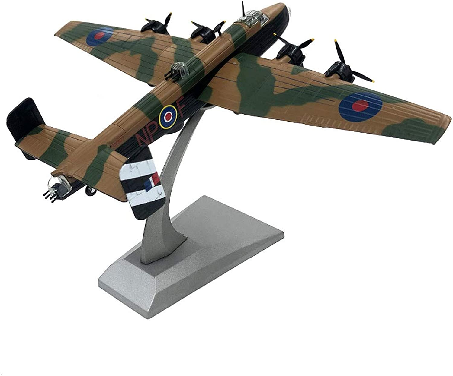 British Handley Page Halifax B.MK III 1 144 Finished Plane Model Aircraft
