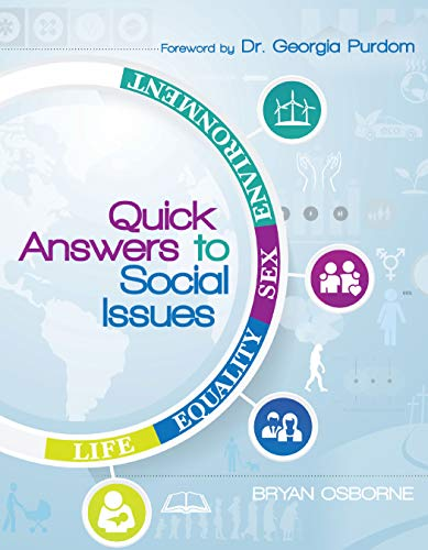 Compare Textbook Prices for Quick Answers to Social Issues  ISBN 9781683442028 by Bryan Osborne