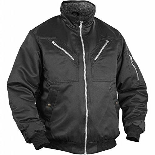 Blakläder 480519009900XXXL Winterjacke Piloten-Look Größe XXXL in schwarz