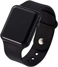 Fashion Digital Quartz Watch Men Women Sport LED Wristwatch Casual Running Bracelet Watches Unisex Chronograph Clock