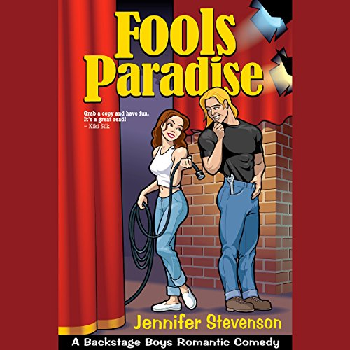 Fools Paradise audiobook cover art