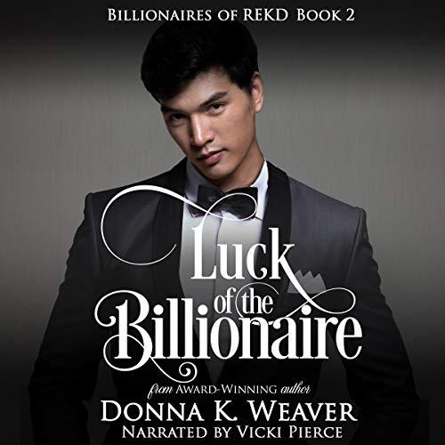 Luck of the Billionaire cover art