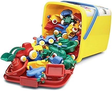 Viking Toys - 30 件桶套装