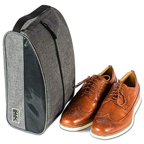 Travel Shoe Bag - Premium Shoe Bags and Storage Solution for Golf Shoes and more