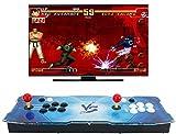 Happyroom Console per Videogiochi Arcade Machine - Pandoras Box 11 2 Giocatori Joystick ,3003 Giochi Tutti in 1 ,Classificazione Intelligente del Gioco,1280 * 720 Full HD, Lingua Inglese (2)