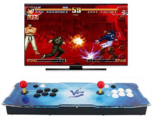 Happyroom Pandoras Box 11 Home Arcade Konsole Video Spiel-Konsole, Smart Game Klassifizierung, 3003 in 1 Joystick Spielkonsole, 2 Spieler Arcade-Maschine , HDMI und VGA Ausgang ,Englische Sprache (2)
