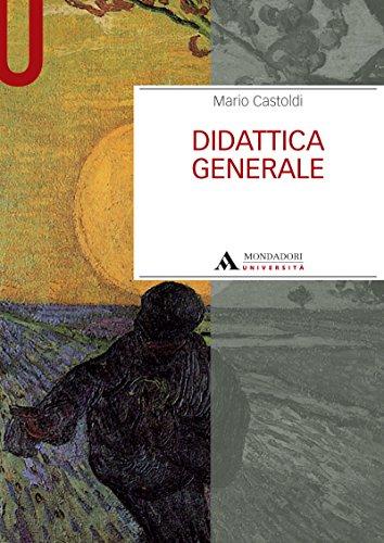 DIDATTICA GENERALE DIDATTICA GENERALE (Manuali)