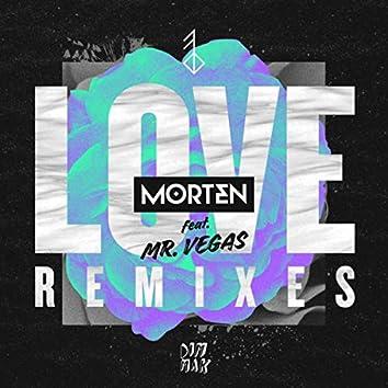 Love (feat. Mr. Vegas) (Remixes)