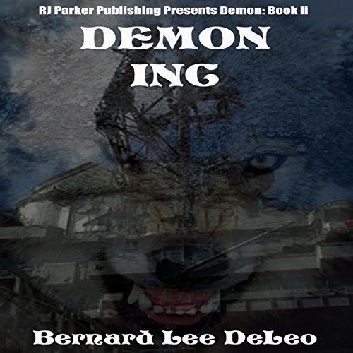 Demon Inc audiobook cover art