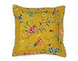 PIP Studio Zierkissen Petites Fleurs Sq Cush Yellow 45x45cm