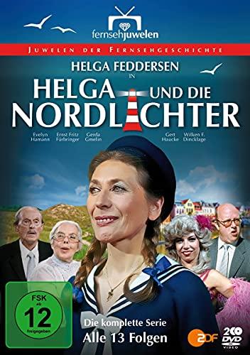Helga und die Nordlichter - Die komplette Serie [2 DVDs]