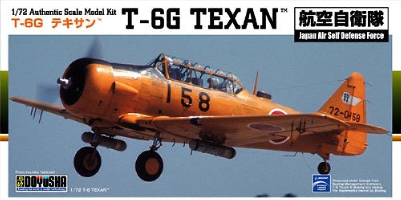 Plastico 1 72 T-6G texano