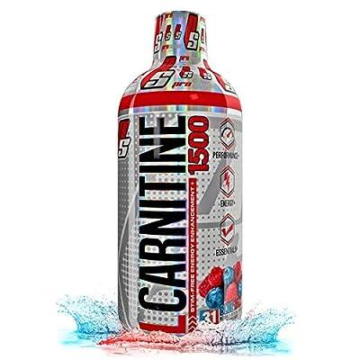 ProSupps 473 ml Blue Razz L-Carnitine Supplement