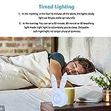 Zoom IMG-1 duvets wake up light luce