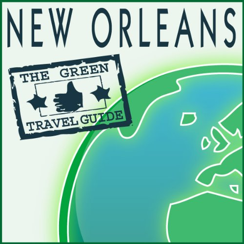 New Orleans audiobook cover art